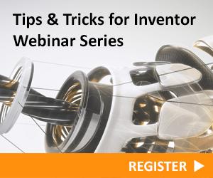 Inventor Tips & Tricks