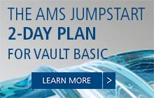 AMS JumpStart 2-Day Plan for Autodesk Vault Basic