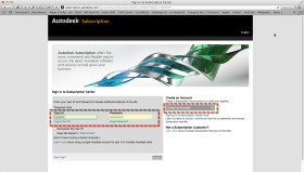 Autodesk Subscription Center Login
