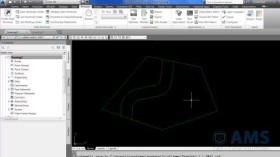 Using Master View in C3D Toolspace